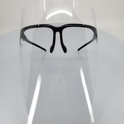Eye Glass Style Splash Shield