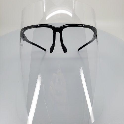 Eye Glass Style Splash Shield
