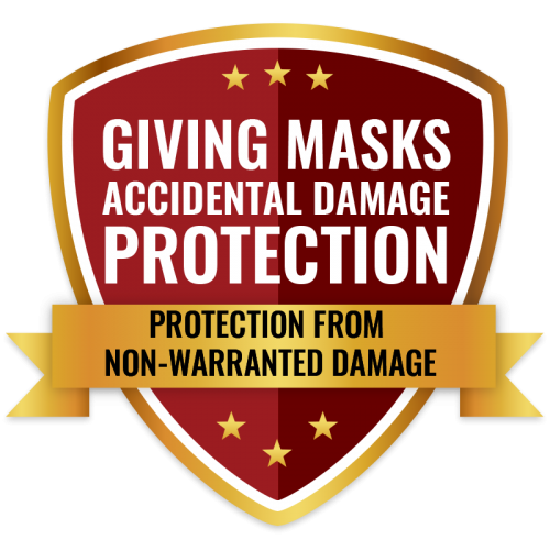 Giving Masks Accidental Damage Protection