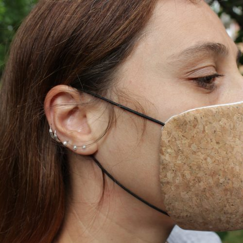 Made in Italy Cork Mask